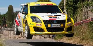 coche rally